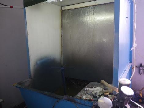 Spray Platform