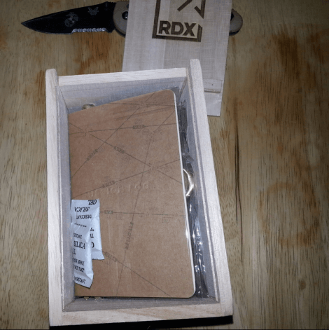 unboxing ron w