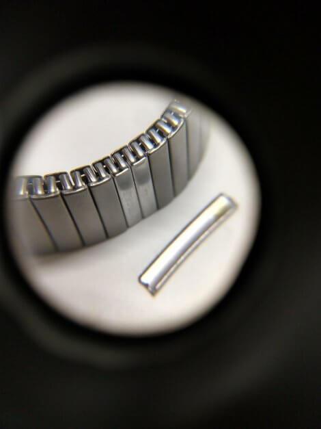 Reinstall titanium plates